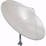 Antena 180 cm cabeçote rastreavel